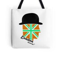 London Gentleman by Francisco Evans ™ Tote Bag