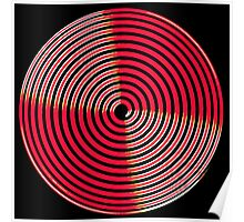 RED SPIRAL 2 Poster