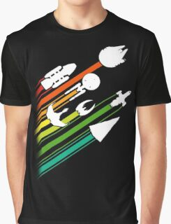 Intergalactic Speedway Graphic T-Shirt