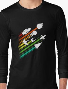 Intergalactic Speedway Long Sleeve T-Shirt