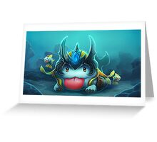 Nami Poro Greeting Card