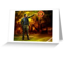 NEW JOSE MOURINHO THE SPECIAL ONE - 02 Greeting Card