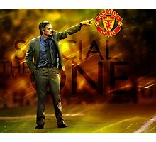 NEW JOSE MOURINHO THE SPECIAL ONE - 02 Photographic Print