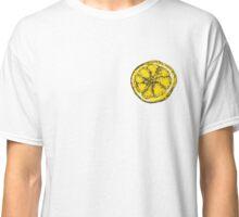 Silkscreen lemon, Stone Roses inspiration Classic T-Shirt