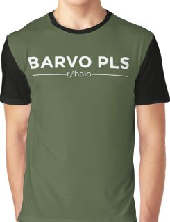 Barvo Pls 2k16 Graphic T-Shirt