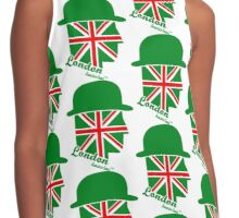 London Gentleman by Francisco Evans ™ Contrast Tank