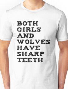 Sharp Teeth Unisex T-Shirt