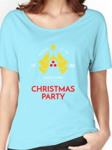 Nakatomi Corp Christmas Party 1988 T-Shirt Women's Relaxed Fit T-Shirt