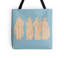 Ancient Greek Women Tote Bag
