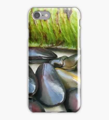 Guaba Seeds and Pod iPhone Case/Skin