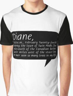 Diane, II Graphic T-Shirt