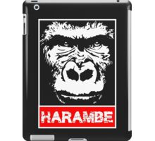Remember Harambe iPad Case/Skin