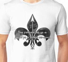 Argent Code Unisex T-Shirt