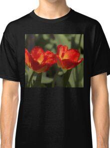 Fiery Tulips Classic T-Shirt