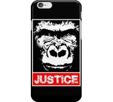Justice For Harambe iPhone Case/Skin