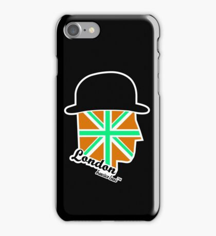 London Gentleman by Francisco Evans ™ iPhone Case/Skin