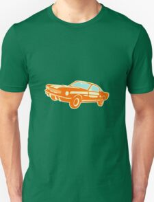 Ford Mustang, vintage car Unisex T-Shirt