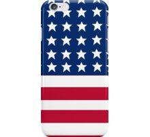 American Flag ( Square ) iPhone Case/Skin