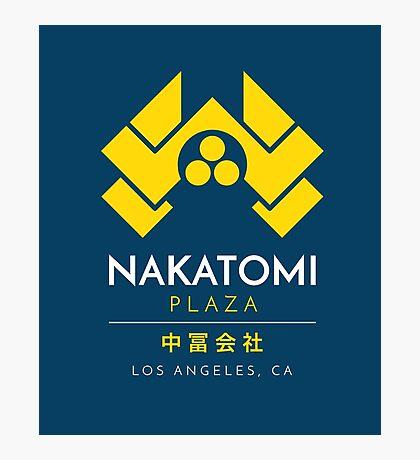 Nakatomi Plaza T-Shirt Photographic Print