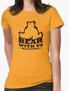 Bear With Us Helsinki, Sitting heavy bear T-Shirt