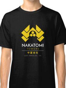 Nakatomi Towers T-Shirt Classic T-Shirt