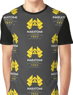 Nakatomi Towers T-Shirt Graphic T-Shirt