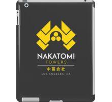 Nakatomi Towers T-Shirt iPad Case/Skin