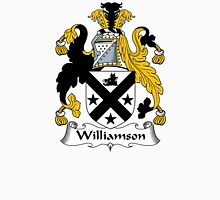 Williamson Coat of Arms / Williamson Family Crest Unisex T-Shirt