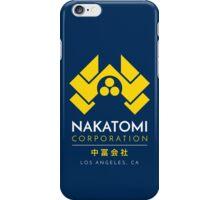 Nakatomi Corporation T-Shirt iPhone Case/Skin