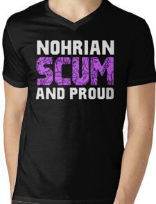 Nohrian Scum Ver. 5 Mens V-Neck T-Shirt