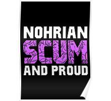 Nohrian Scum Ver. 5 Poster