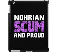 Nohrian Scum Ver. 5 iPad Case/Skin