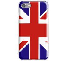 Union Jack (Square) iPhone Case/Skin