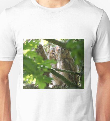 Tawny Owlets Unisex T-Shirt