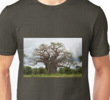 Baobab (Adansonia digitata) Tree Unisex T-Shirt