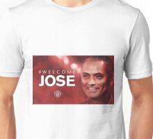 HOT ITEM WELCOME JOSE MOURINHO - 01 Unisex T-Shirt