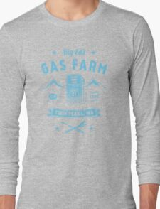 Big Ed's Gas Farm Long Sleeve T-Shirt
