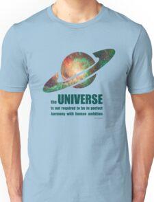 Carl Sagan - the Universe Unisex T-Shirt