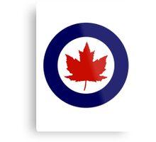 Royal Canadian Air Force Metal Print