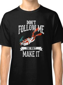 The Scuba Diver Classic T-Shirt