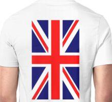 British, Union Jack, Flag portrait, 3:5, UK, GB, Britain, United Kingdom, Army, War Flag, Pure & Simple Unisex T-Shirt