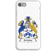 Armour Coat of Arms / Armour Family Crest iPhone Case/Skin