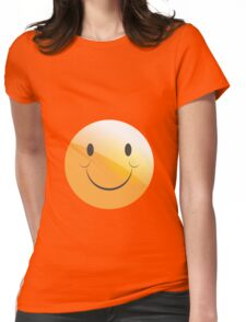emotion smile  Womens Fitted T-Shirt