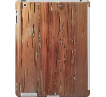 KNOTTY CYPRESS WOOD iPad Case/Skin