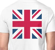 Union Jack, Flag of the United Kingdom, UK, British flag, BIG SQUARE Unisex T-Shirt