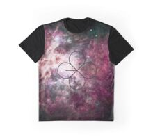 GALAXY LOGO Ver. 3 Graphic T-Shirt