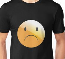 emotion sad Unisex T-Shirt