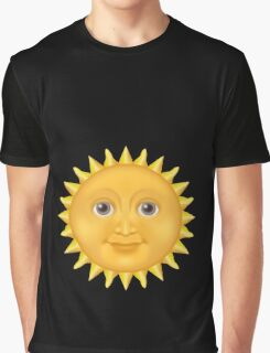 emotion sun Graphic T-Shirt