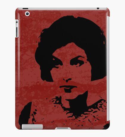 Twin Peaks Audrey Horne iPad Case/Skin