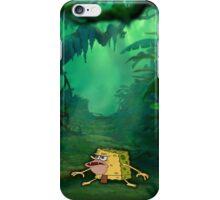 Caveman Spongebob Meme (SpongeGar) iPhone Case/Skin